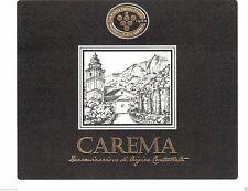 "12 bott. CAREMA DOC 2014 "" etichetta Nera "" CANTINA PRODUTTORI CAREMA (da 03/17)"