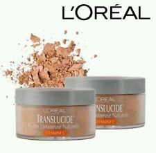 L'Oreal Translucide Naturally Luminous Loose Powder # 962 DEEP Sealed/new