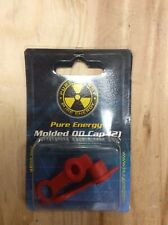 Pure Energy Molded Qd Cap Red Paintball