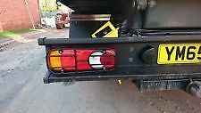 DAF, NISSAN CABSTAR, RENAULT MASTER MOVANO,VOLVO FL DUCATO  REAR LIGHT GUARDS