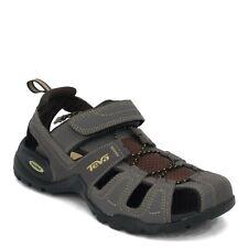 Teva Mens Forebay Fisherman Sport Hiking Sandals ShocPad Walking Brown Size 13