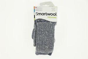 Smartwool 272473 Unisex Navy Trekking Crew Socks Cushioned Size Large Lot of 3