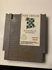 PRE/OWNED NINTENDO PIPE DREAM GAME TESTED AND EORKS GREAT(As-Is) Pre/Owned