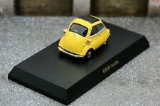Kyosho 1/64 BMW & Mini Collection BMW Isetta Yellow