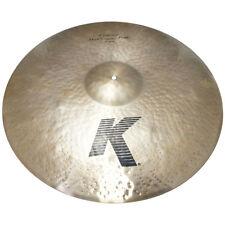 "Zildjian K0963 21"" K Custom Dark Complex Ride Drumset Cast Bronze Cymbal - Used"