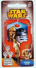 Star Wars Collectible House Key R2-D2 & C-3POWith REBELS BACKING