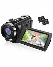 Video Camera Camcorder with Full HD 1080P 30FPS 16X Digital Zoom Digital Camera