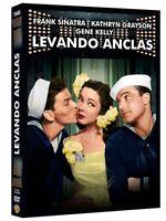 ANCHORS AWEIGH -Gene Kelly, Frank Sinatra, George Sidney NEW SEALED REGION 2 DVD
