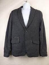 Men's Diesel 100% Cotton Blazer Coat Jacket Size M