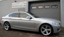 20 Zoll Alufelgen BMW Concave Komplettradsatz BMW 5er F10 F11 Neu + Bereifung