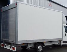 "grp14'0"" luton body brand new built on your  iveco sprinter transit chassis"