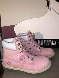 timberland boots women size 6