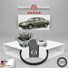 KIT DISTRIBUZIONE + POMPA ACQUA VW PASSAT V 1.6 75KW 102CV 2005 ->