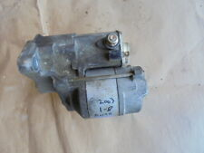 rover 75 mg zt 1.8  automatic starter motor nad100971