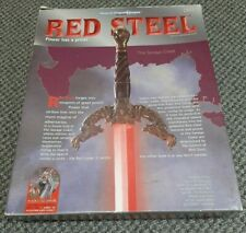 Red Steel Box Set - Advanced Dungeons & Dragons AD&D 2nd Edition TSR 9504 No CD