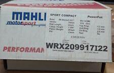 Mahle  WRX209917I22 Forged Pistons Rings 99.50mm Bore fits Subaru WRX 2.5L