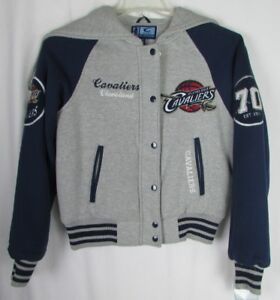 Cleveland Cavaliers NBA Women's Snap Up Jacket