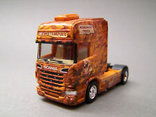"""Herpa PC 110433 - Scania R TL Solo Zgm """"Herpa Monument Truck I"""" 1:87 Showtruck"""