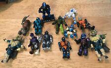 Lego Lot (13) Of Halo Mini-figures