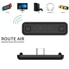 Audio Adapter Bluetooth Transmitter Stereo Music Receiver for Nintendo Switch