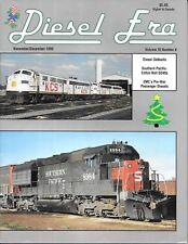 Diesel Era V10 N6 SP SD45 EMC Pre-War E Unit  Passenger Southern Pacific Cotton