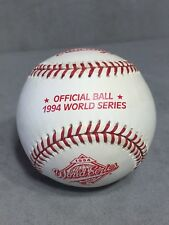 Authentic Original Rawlings Official 1994 World Series Baseball RED STAMP
