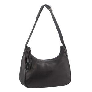 NEW Pierre Cardin Smooth Leather Tassel Cross-Body Bag (PC 3322)
