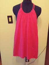 Victoria Secret Bra Tops Dress Pink Size S