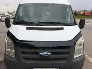 FORD TRANSIT MK7 2006-2013 BONNET WIND STONE DEFLECTOR PROTECTOR GUARD NEW