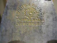 "Antique Auburn Tool Co. Iron 2"" Wide X 6"" Long"