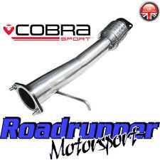 "FD31 Cobra Sport Focus ST225 3"" Hi Flow Sports Cat Exhaust Stainless (200 Cell)"