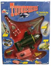 THUNDERBIRDS Soundtech 6 Vehicle Super set Boxed