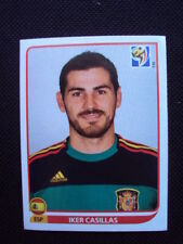 Sticker Panini Coupe du Monde FIFA world cup south africa 2010 casillas 564 esp