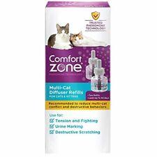 Comfort Zone Cat Calming Diffuser Refills