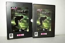 THIEF DEADLY SHADOWS GIOCO USATO OTTIMO STATO PC DVD VERSIONE ITALIANA AT3 43813