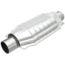 """Magnaflow 99004HM Universal High-Flow Catalytic Converter 2"""" Piping HEAVY METAL"""