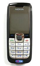Nokia 2610 - Black Unlocked European Asian GSM Dual Band Cellular Phone.