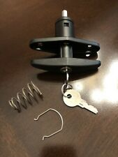 SNUGTOP POPOUT LOCK, FOR SNUGTOP CAMPER SHELLS ONLY. SNUGTOP PARTS.