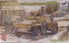 1/35 German SD KFZ 221 Light Armored Recon New 35033