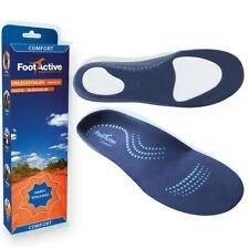 FootActive COMFORT - Original Marken Einlegesohlen - Speziell bei Fersensporn!