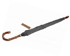 (progettate in Gran Bretagna) BALIOS ® Ombrello Bastone da Passeggio Fatto a mano in Bambù whange