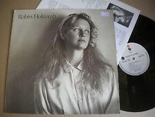 ROBIN HOLCOMB 1990 ELEKTRA LP INNER SLEEVE