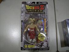 Dragonball Z RARE SS Super Saiyan Broly Action Figure MOC + DBZ Promo Card!