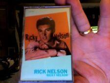 Rick Nelson- Ricky Nelson- Liberty label- new cassette