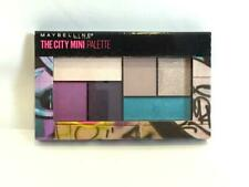 NIB Maybelline New York City Mini Palette Graffiti Pop Teal Purple Gold Shimmer