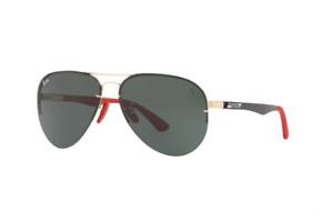 Ray-Ban Scuderia Ferrari Limited Edition Classic Sunglasses RB3460M F008/71