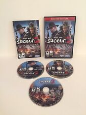 Total War SHOGUN 2 Fall Of The Samurai LIMITED EDITION Pc Game