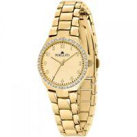 Orologio donna Morellato Stile R0153157502 watch NUMERI acciaio DORATO ORO