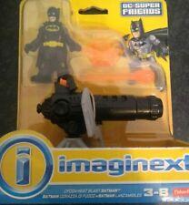IMAGINEXT CFC04 heat blast Batman FIGURE VEHICLE BATMAN ROBIN DC Superfriends