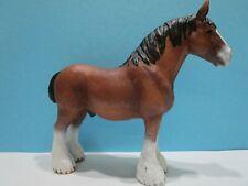Schleich ® Pferde  13670     Clydesdale Wallach Hengst    ohne Fähnchen